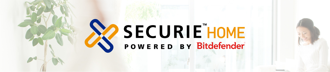 SECURIE HOME POWERD BY Bitdefender